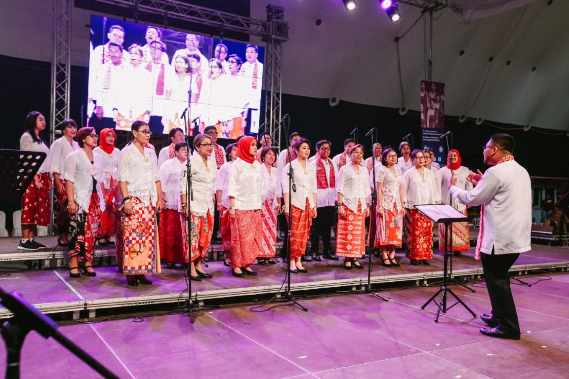 Εξαιρετική η έναρξη του 3ου Διεθνούς Διαγωνισμού και Φεστιβάλ Χορωδιών Καλαμάτας 2