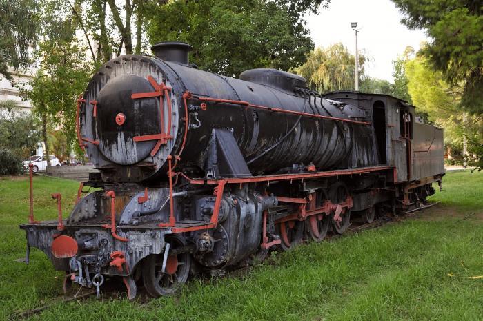 Πάρκο Σιδηροδρόμων