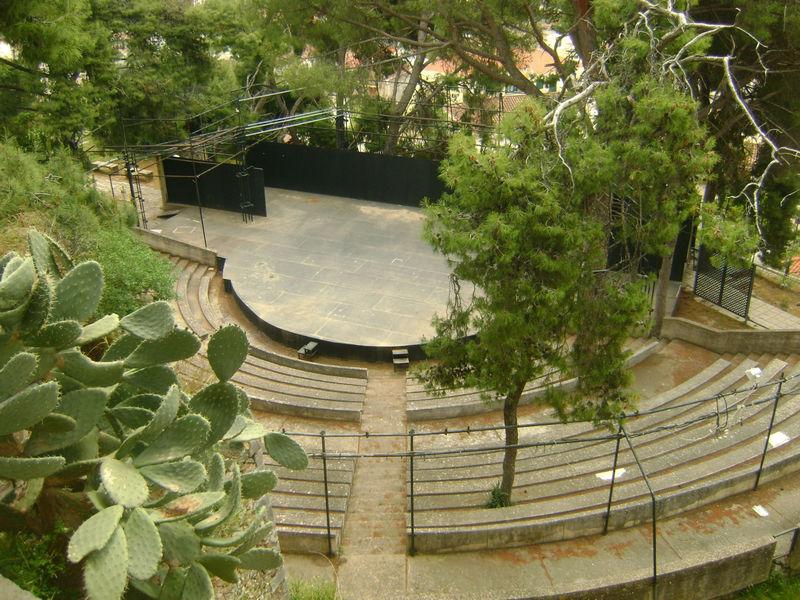Αμφιθέατρο Κάστρου Καλαμάτας